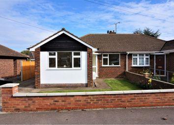 Thumbnail 3 bed semi-detached bungalow for sale in Vincent Road, Luton