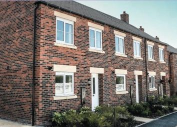 Thumbnail 2 bed terraced house for sale in Bayswater Square, Stafford
