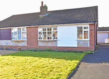 Thumbnail 2 bedroom semi-detached bungalow to rent in Beckwith Road, Harrogate, North Yorkshire