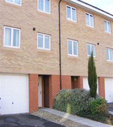 Thumbnail 4 bed town house to rent in Padstow Road, Swindon, Wiltshire