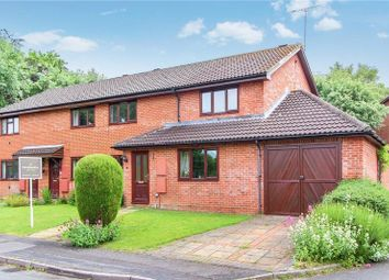 Thumbnail 3 bed end terrace house for sale in Seward Rise, Halterworth, Romsey, Hampshire