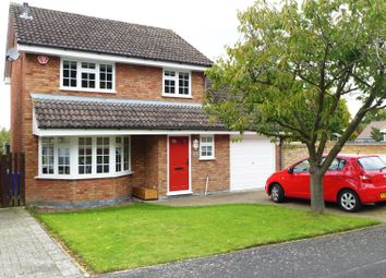 Thumbnail 3 bed detached house for sale in Cottage Green, Hartley Wintney, Hook