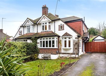 Thumbnail 3 bed semi-detached house for sale in Farm Fields, South Croydon, Surrey