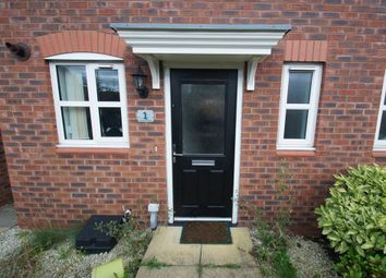 Thumbnail 3 bed terraced house to rent in Sunbeam Way, Coventry