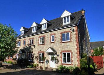 Thumbnail 5 bed end terrace house for sale in Woolpitch Wood, Chepstow