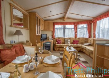 2 bed mobile/park home for sale in Coast Road, Bacton, Norwich NR12
