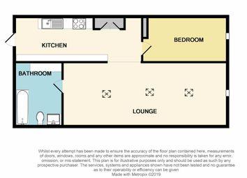 Thumbnail 1 bed flat for sale in Elizabeth Street, Elland