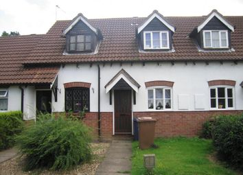 Thumbnail 1 bed terraced house to rent in Admirals Drive, Wisbech, Cambs