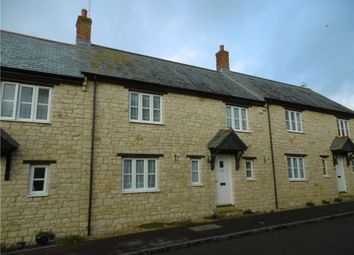 Thumbnail 3 bed terraced house to rent in Home Farm Way, Shipton Gorge, Bridport, Dorset