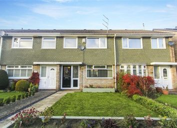 Thumbnail 3 bed terraced house to rent in Fetcham Court, Kingston Park, Newcastle Upon Tyne