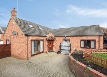 Thumbnail 4 bed detached bungalow for sale in Station Road, Daventry