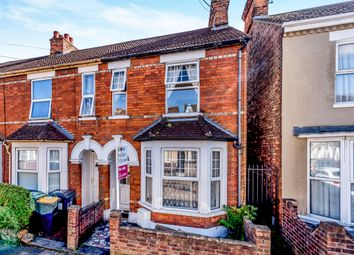 Thumbnail 3 bed end terrace house for sale in Eastville Road, Bedford