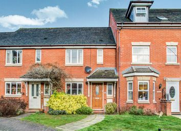 Thumbnail 2 bed terraced house for sale in Lingfield Crescent, Stratford-Upon-Avon