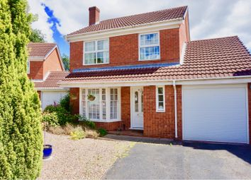 Thumbnail 4 bed detached house for sale in Hermitage Way, Telford