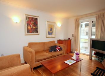 Thumbnail 1 bed flat to rent in Lawn House Close, London