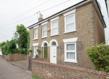 Thumbnail 2 bedroom semi-detached house for sale in Church Path, Deal