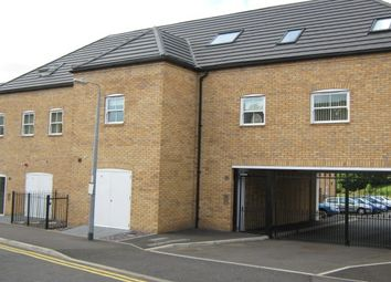 Thumbnail 1 bed flat to rent in Church Street, Stanground, Peterborough