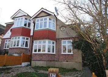 Thumbnail 3 bed semi-detached house for sale in Kings Head Hill, North Chingford, London