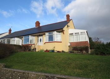 Thumbnail 2 bed semi-detached bungalow for sale in Pontypridd Road, Barry