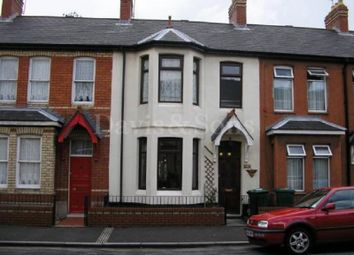 Thumbnail 3 bed terraced house to rent in Cyril Street, Newport, Newport.