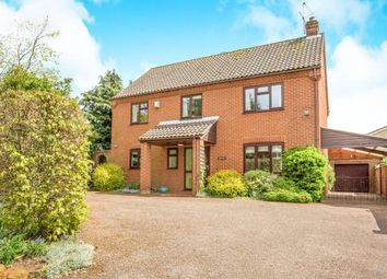 Thumbnail 4 bedroom detached house for sale in Swaffham, .