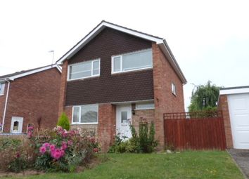 Thumbnail 3 bed detached house to rent in Ontario Close, Worcester