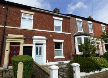 Thumbnail 2 bed terraced house to rent in Garden Walk, Ashton-On-Ribble, Preston