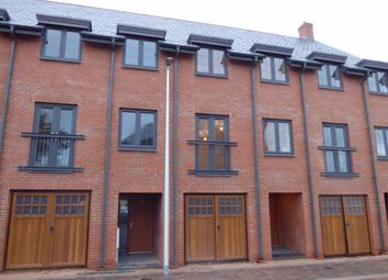 Thumbnail 4 bed town house to rent in Pottery Road, Bovey Tracey, Newton Abbot