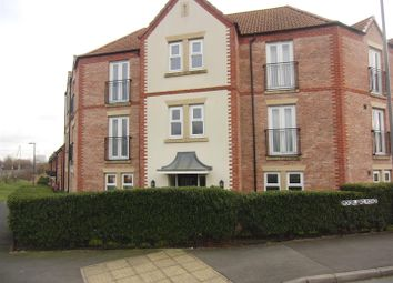 Thumbnail 2 bed flat to rent in Moorland Road, Sherburn In Elmet, Leeds
