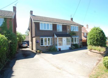 Thumbnail 4 bed detached house for sale in Brook Road, Tolleshunt Knights, Maldon