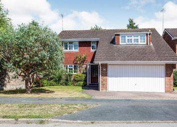 Thumbnail 4 bed detached house for sale in Farm Way, Burgess Hill