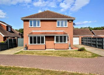 Thumbnail 4 bed property for sale in Trafalgar Park, New Waltham, Grimsby
