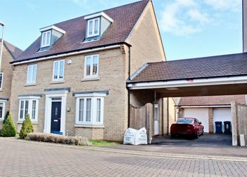 5 bed detached house for sale in Hanslope Close, Papworth Everard, Cambridge CB23