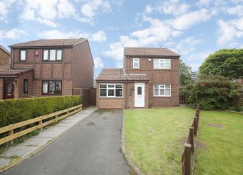 Thumbnail 3 bedroom detached house for sale in Moor Gardens, North Shields