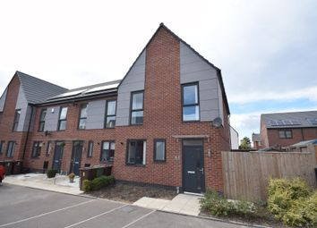 3 bed end terrace house for sale in Kestrel Way, South Elmsall, Pontefract WF9