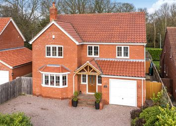 Thumbnail 4 bed detached house for sale in Merrifield Road, Wainfleet, Skegness