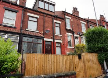 Thumbnail 4 bedroom terraced house to rent in Woodside Place, Leeds