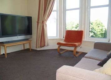Thumbnail 4 bedroom flat to rent in Mannamead Road, Mutley, Plymouth