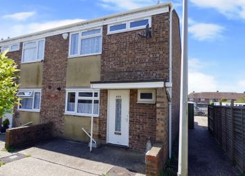 Thumbnail 3 bed end terrace house to rent in West Way, Wick, Littlehampton