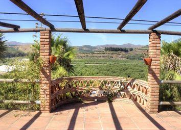 Thumbnail 3 bed farmhouse for sale in Spain, Málaga, Vélez-Málaga