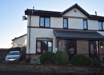 Thumbnail 3 bed semi-detached house for sale in The Headlands, Askam-In-Furness, Cumbria