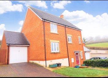 Thumbnail 3 bed detached house for sale in Devonshire Rise, Tiverton