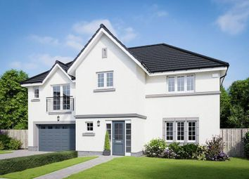 "Thumbnail 5 bedroom detached house for sale in ""Kennedy"" at Kirk Brae, Cults, Aberdeen"
