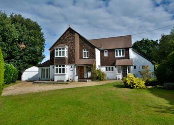 Haglands Lane, West Chiltington, Pulborough RH20. 5 bed detached house