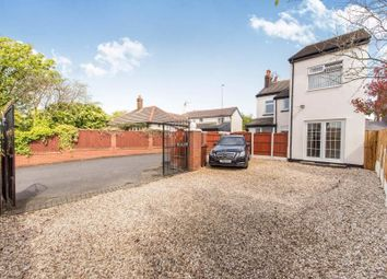 Thumbnail 5 bedroom detached house for sale in Warrington Road, Rainhill, Prescot