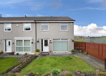 Thumbnail 3 bed end terrace house for sale in Dee Avenue, Paisley