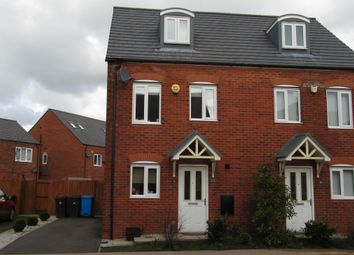 Thumbnail 3 bed semi-detached house for sale in Kenneth Close, Prescot