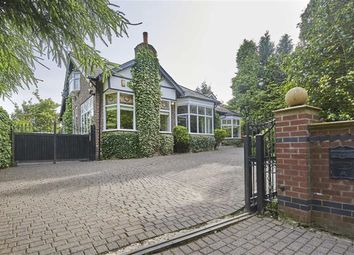 Thumbnail 4 bedroom detached house for sale in Worsley Road, Worsley, Manchester