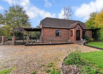 3 bed detached house for sale in Salisbury Road, Ower, Romsey SO51