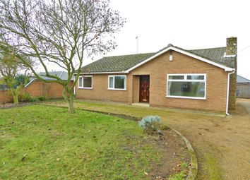 Thumbnail 2 bed bungalow to rent in Upgate Street, Southery, Downham Market